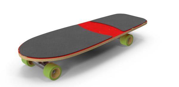 mini-red-skateboard