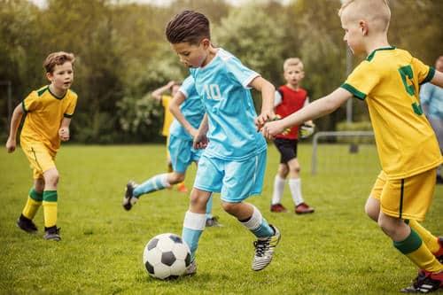 football-is-popular-to-children